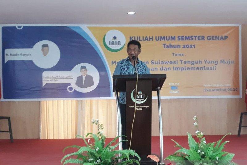 IAIN Palu diminta berkontribusi bangun peradaban Melayu