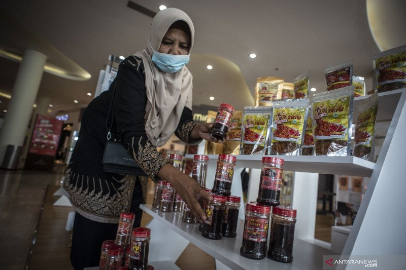 Anggota DPD dorong produk UMKM Belitung segera dapat bantuan ongkir