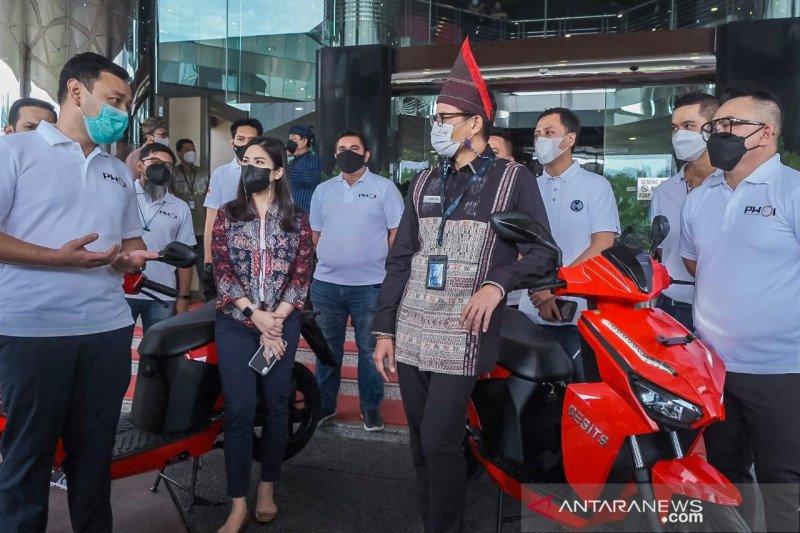Sandiaga dukung pengembangan wisata otomotif di Indonesia
