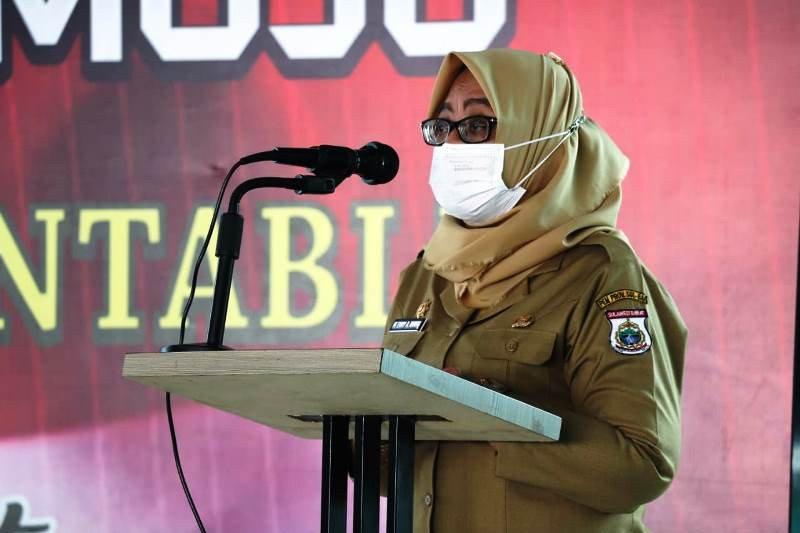 Ketua PMI Sulbar: Sosialisasi COVID-19 ke penyintas gempa masih minim