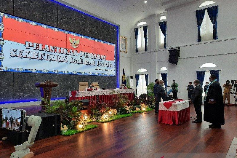 Peneliti nilai pelantikan Sekda Papua oleh Mendagri konstitusional
