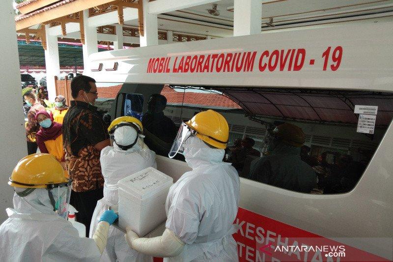 Kasus positif COVID-19 di Bantul bertambah 58 menjadi 8.008