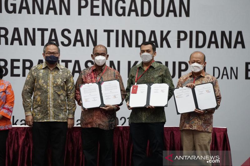 Pupuk Indonesia dan KPK perkuat kerja sama pemberantasan korupsi