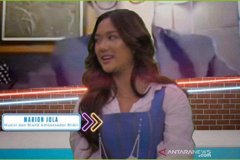 """Marion Jola deg-degan debut akting di """"Cerita Tentang Menyudahi"""""""