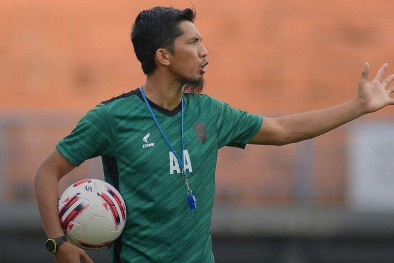 Pelatih soroti kondisi pemain Borneo FC pascavakum