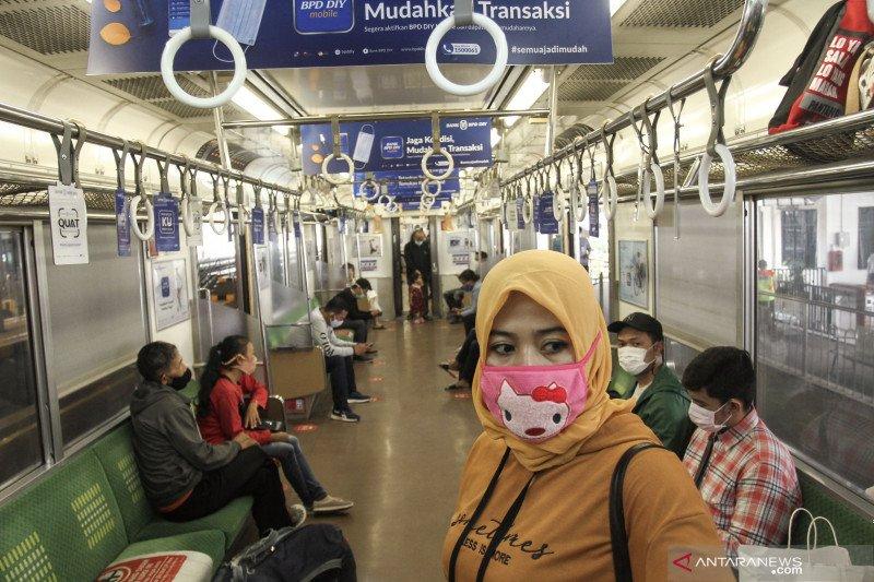 Bank Mandiri dan KCI luncurkan kartu komuter Yogyakarta-Solo