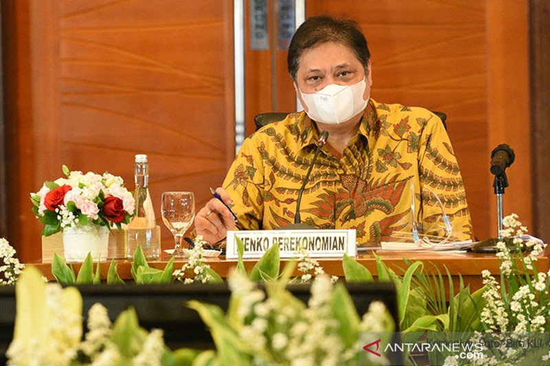 Menko Airlangga: Pemerintah percepat belanja dorong ekonomi kuartal I