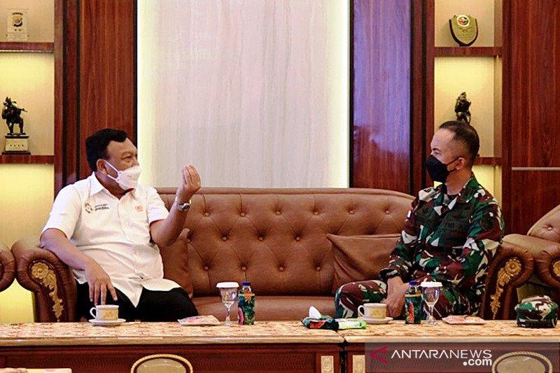 Kodam XVII/Cenderawasih siap dukung penyelenggaraan PON Papua