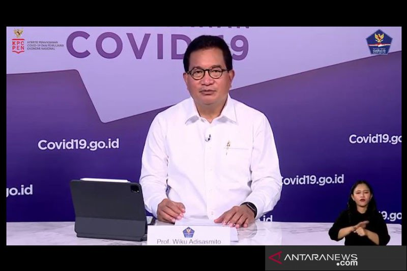 Pemerintah telusuri kontak erat kasus positif mutasi COVID-19 B117