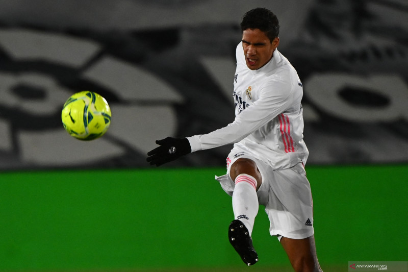 Real Madrid siap lepas Raphael Varane ke Manchester United
