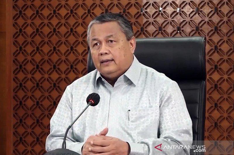 Perry Warjiyo: BI pertumbuhan ekonomi triwulan I-2021 bakal lebih baik