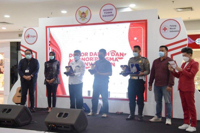 Pemkot Kediri gencar sosialisasi gerakan donor plasma konvalesen