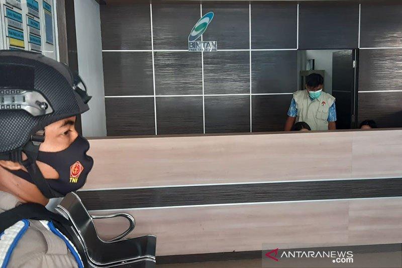 KPK geledah tiga lokasi di Tanjungpinang terkait kasus rokok FTZ