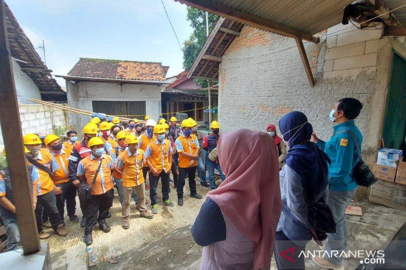 PLN buka posko pemulihan kelistrikan pascabanjir Bekasi