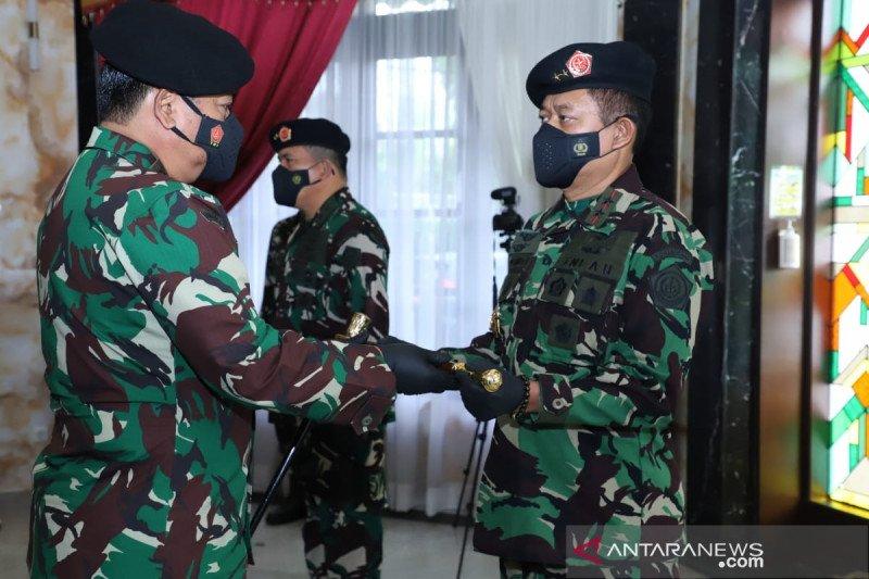 Panglima TNI pimpin Sertijab Pangkohanudnas