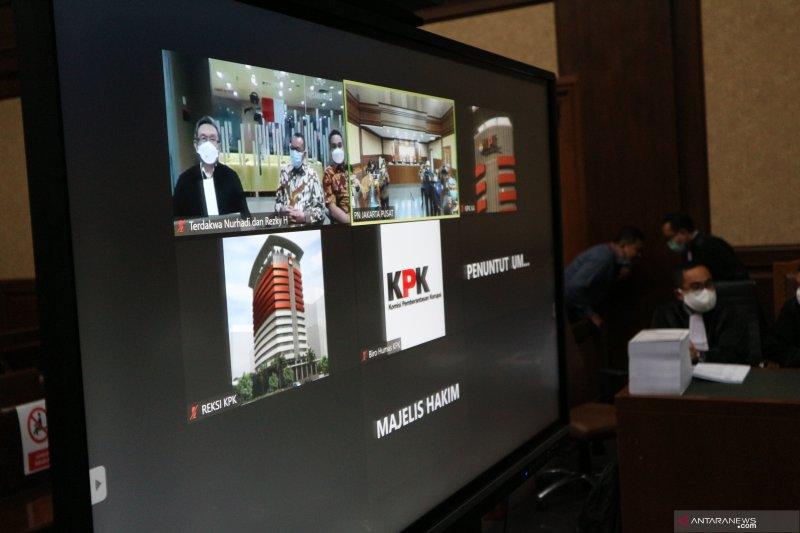 Jaksa KPK: Pemasukan Nurhadi dari sarang burung walet spekulatif