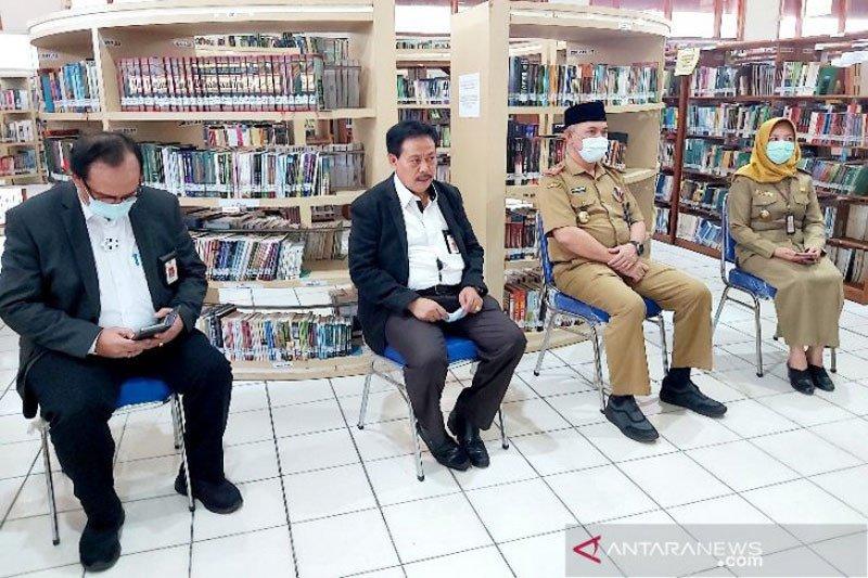 Perpustakaan Nasional dorong Kalteng perbanyak buku konten lokal