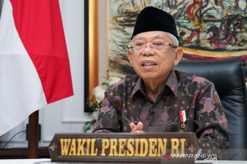 Wapres: Industri halal Indonesia targetkan pasar muslim menengah