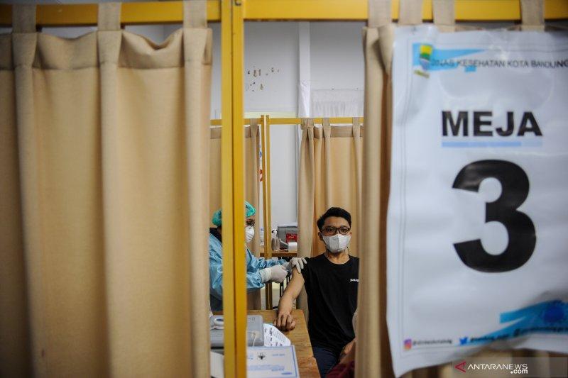 2.104.967 orang Indonesia mendapat vaksin COVID-19