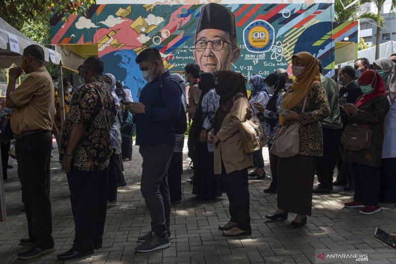 DKI Jakarta terus koordinasi dengan Kemenkes terkait virus corona baru