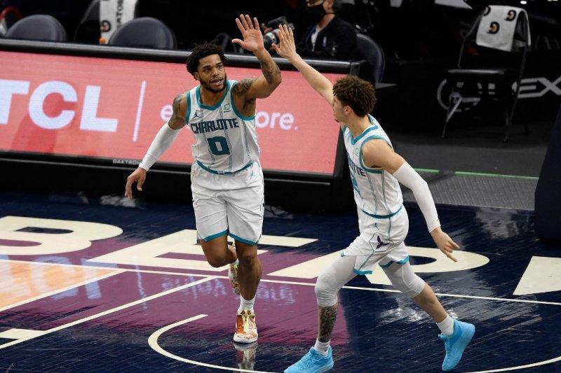 Ringkasan laga NBA: Hornets dan Nets menang besar