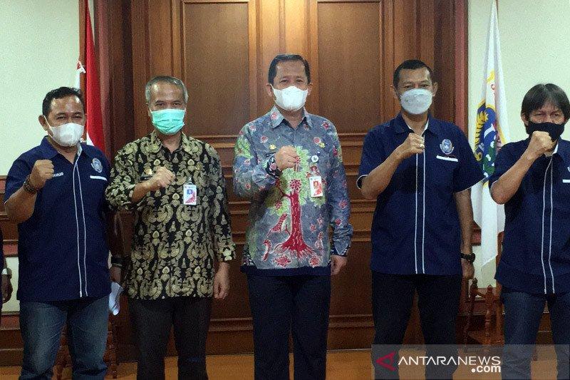 Wali Kota Jakut ingin sinergi bina generasi muda di bidang olah raga