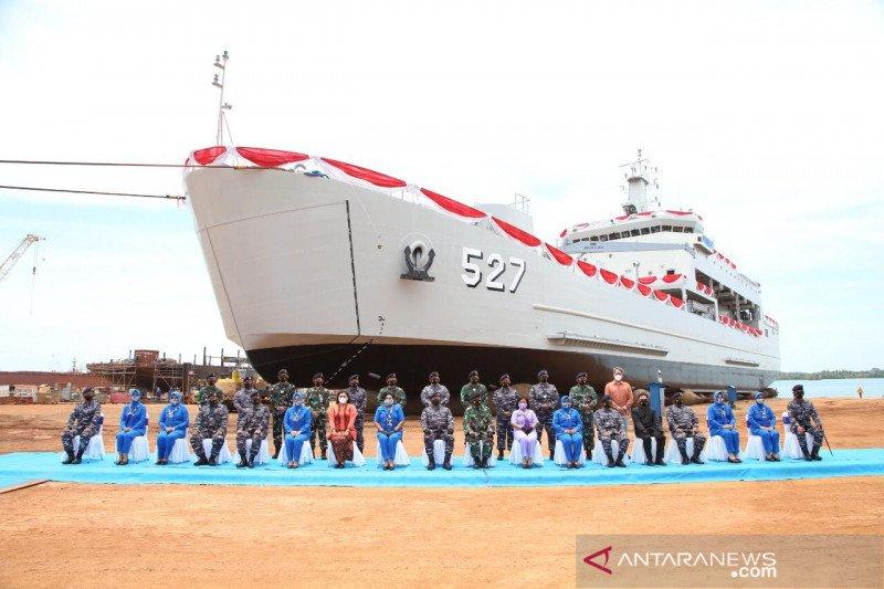 Pengadaan kapal angkut tank kontribusi Kemhan mendukung inhan