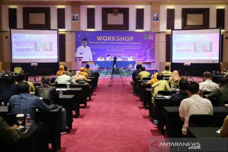Gus AMI ajak TA Fraksi PKB perluas wawasan kebangsaan