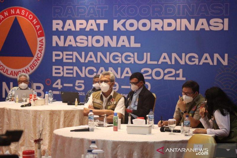 Rakornas PB 2021 berjalan dengan mematuhi protokol kesehatan