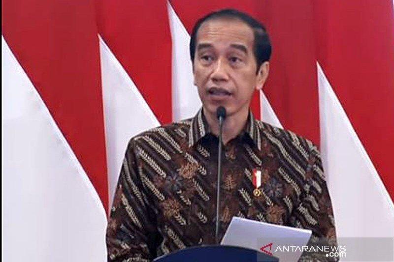 Presiden sebut tren kasus COVID-19 di Indonesia terus menurun