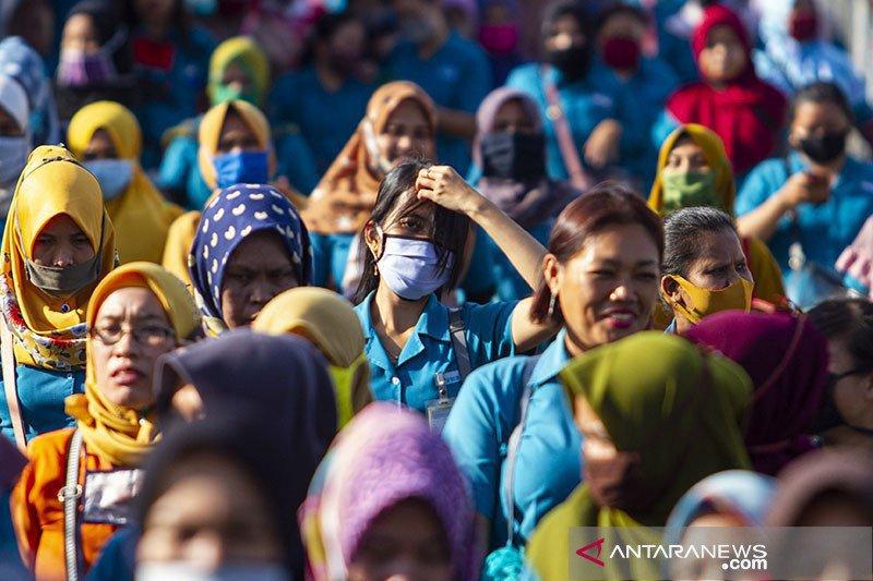 Kemnaker terima 1.860 laporan terkait THR jelang Idul Fitri