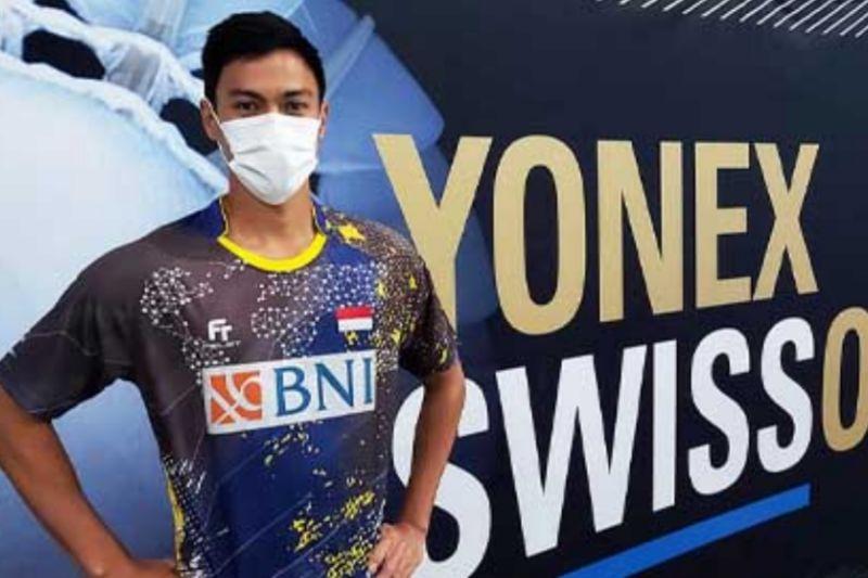 Vito hadapi unggulan pertama Axelsen di perempat final Swiss Open
