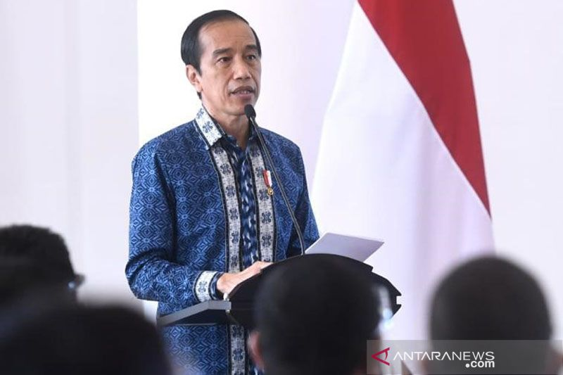 Presiden Jokowi sebut telepon Kepala BKPM tiap hari, ini sebabnya