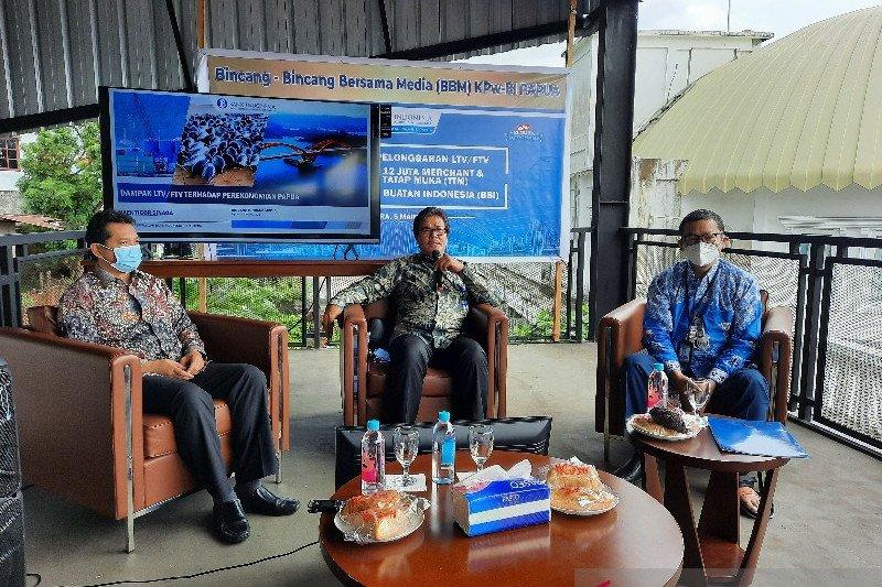 Dukung Gernas BBI, BI Papua dorong pengembangan noken anggrek