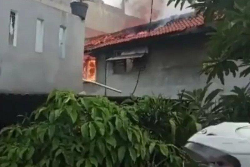 Kebakaran terjadi di Setiabudi