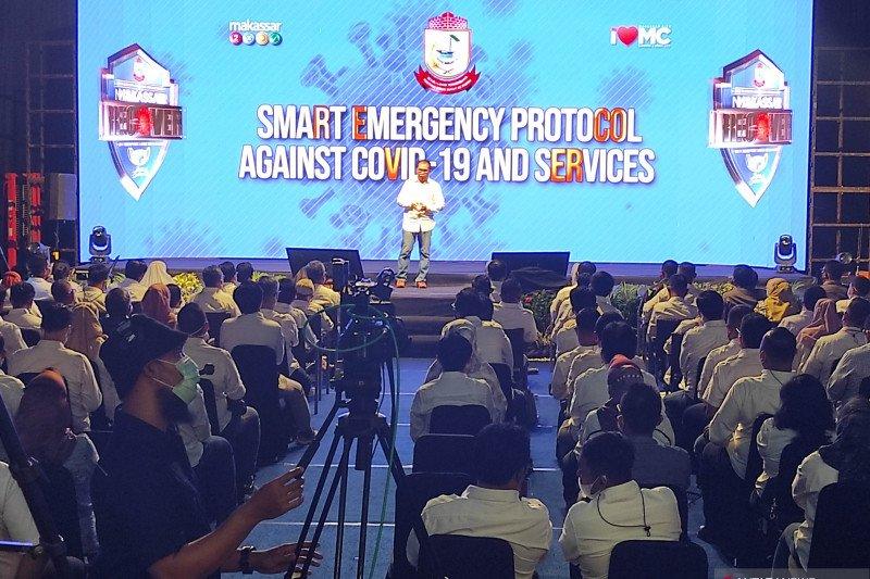 Pemkot luncurkan Makassar Recover COVID-19