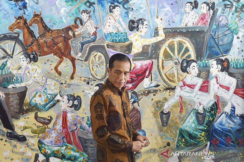 Kemarin, kesiapsiagaan Polri hingga Indonesia maju dipimpin Jokowi