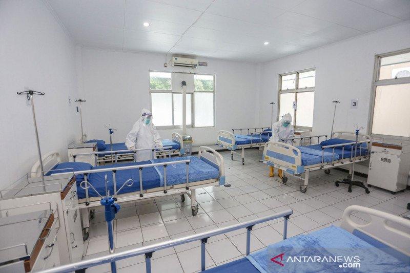 BOR COVID-19 di Kota Bogor terendah di Bodebek