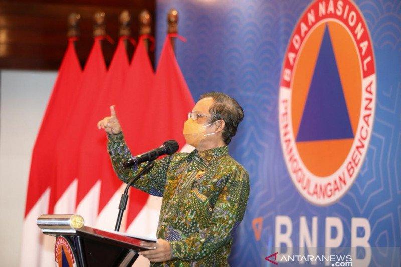 Mahfud MD: Karhutla setahun terakhir turun 82 persen