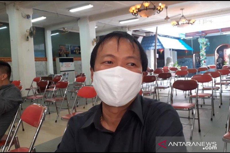 Komunitas Tionghoa fasilitasi vaksinasi ribuan lansia di Padang