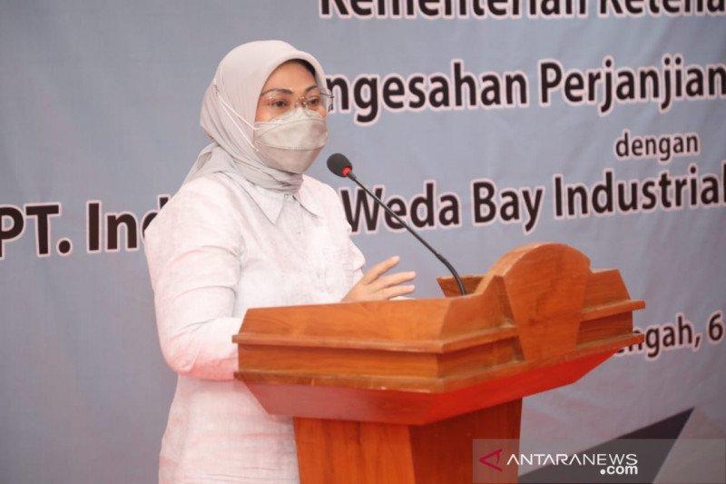 Kemenaker tingkatkan kompetensi SDM di Indonesia Timur