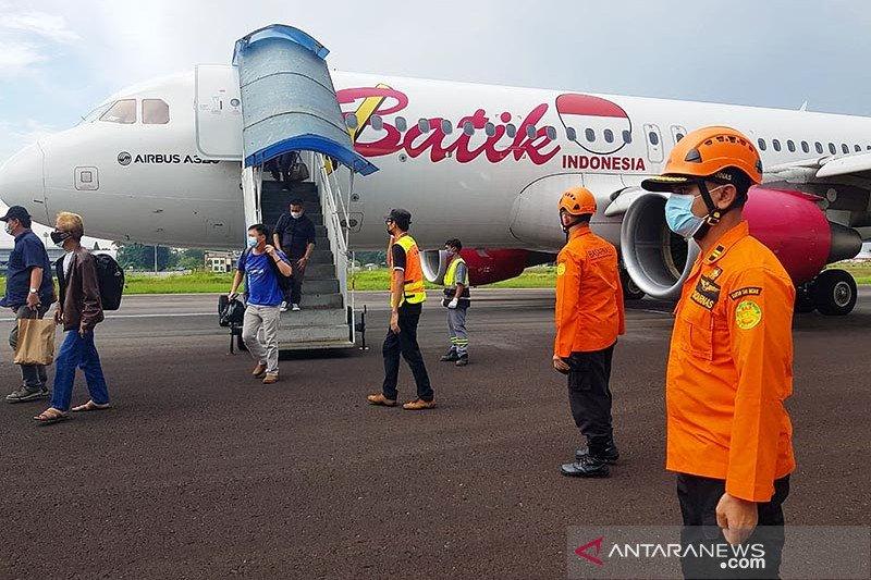 Terhalang Batik Air, lima jadwal penerbangan di Bandara Jambi