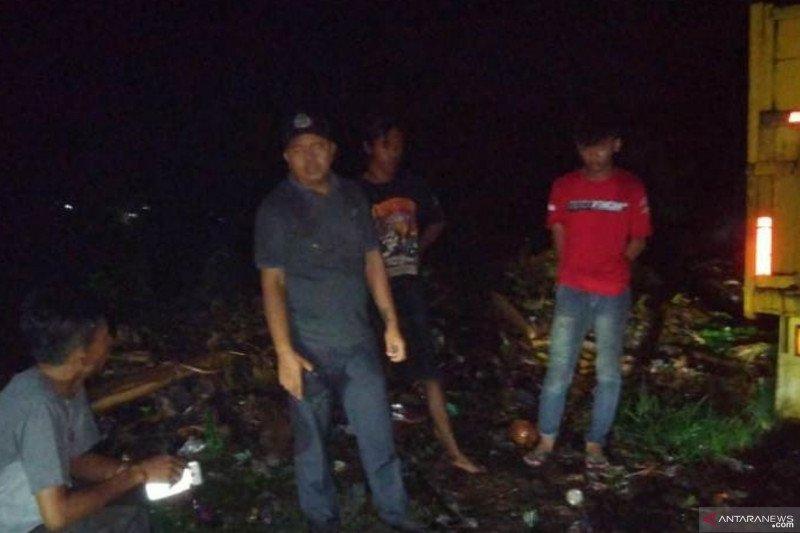 Dinas Lingkungan Hidup tangkap pembuang limbah di Cianjur