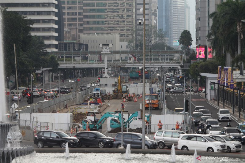 PLN merelokasi kabel bawah tanah Ketapang-Mangga Besar