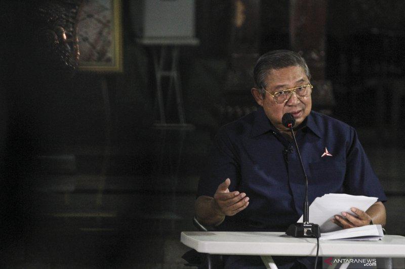 SBY : KLB Partai Demokrat di Deli Serdang Sumut gagal penuhi persyaratan