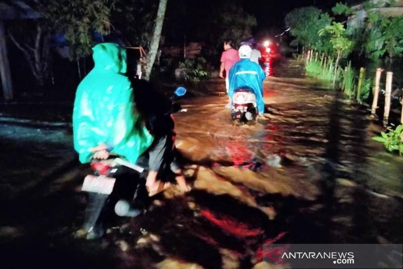 Banjir rendam sembilan desa di Aceh Selatan