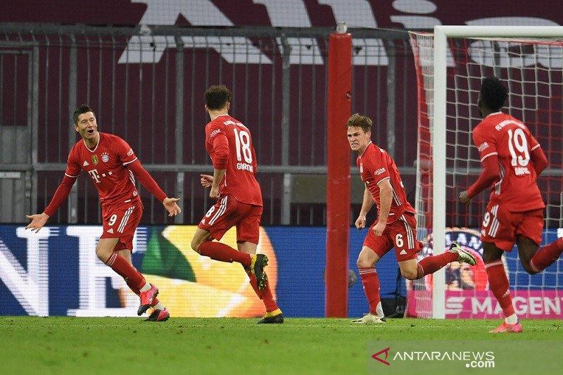 Bayern Muenchen menegaskan penolakan terhadap Liga Super Eropa