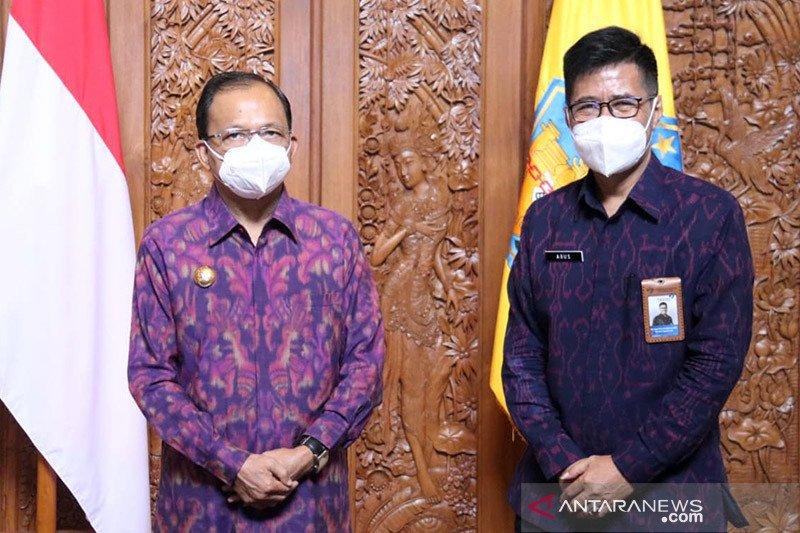 Gubernur Bali ajak BKKBN sinergi berantas stunting
