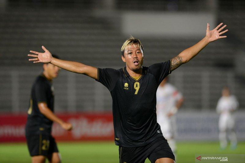 Timnas Indonesia raih kemenangan kedua, taklukkan Bali United 3-1