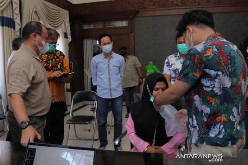 Tenaga kesehatan di Bangka Belitung dilatih gunakan GeNose C19